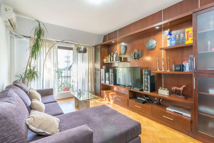 @Palermo, Spacious 2BR, Bright, Best Location Ever