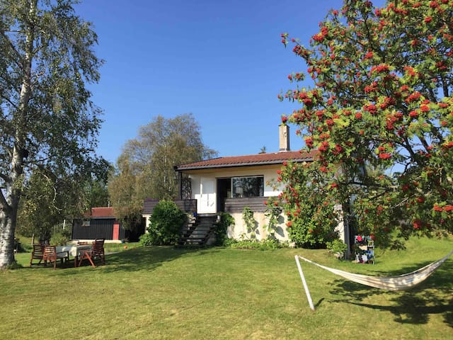 Villa in beautiful Hadeland, 1hr from Oslo