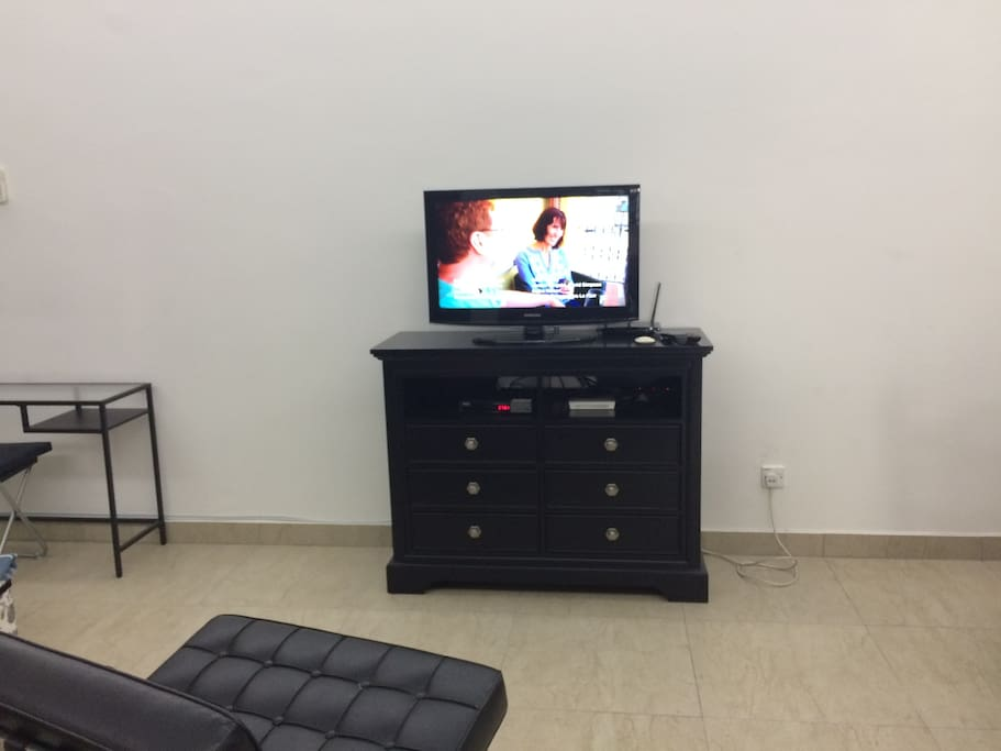Tv with astro channel (full channel)