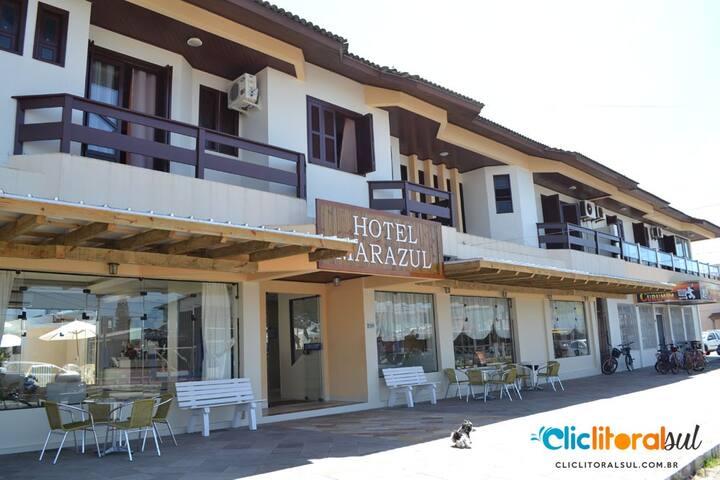 Hotel na Praia de Curumim