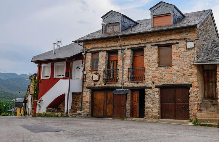 Casa rural para 6 personas en Lago de Carucedo