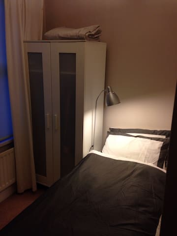 Small bedroom for overnight stay - Saltburn-by-the-Sea - Huis