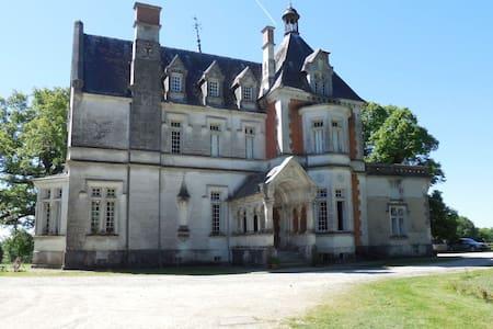 """Château de la Redortière - Bedroom """"les Grassias"""""""