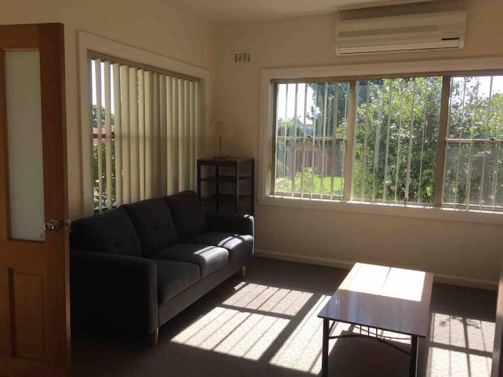 Sun filled 3 bedroom home