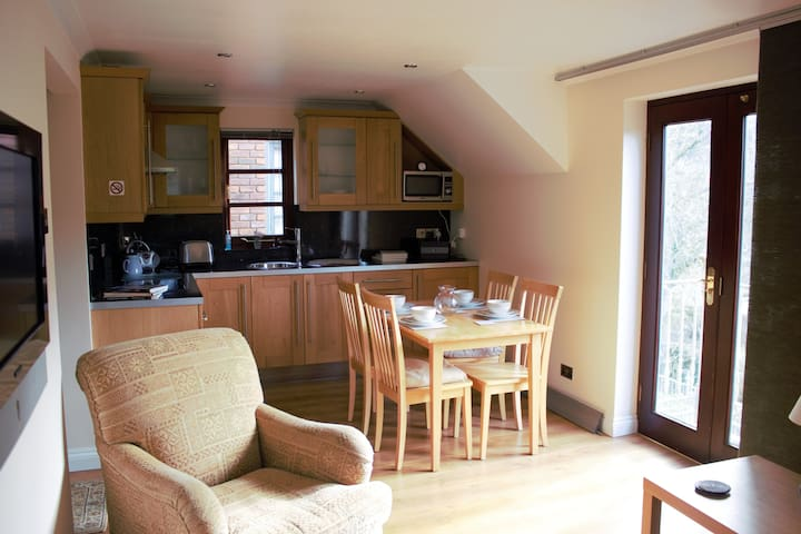 Private Flat Coalbrookdale Ironbridge - Shropshire