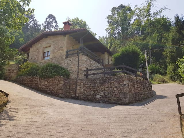 Casa rural independiente en un enclave natural