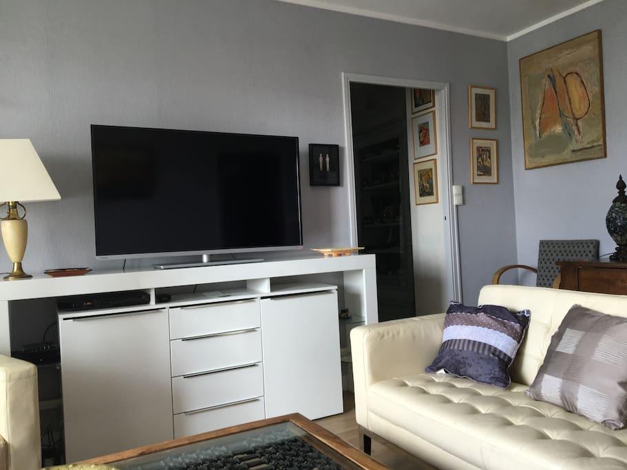 Appartement r nov t4 confort centre ville garage for Garage limoges centre ville