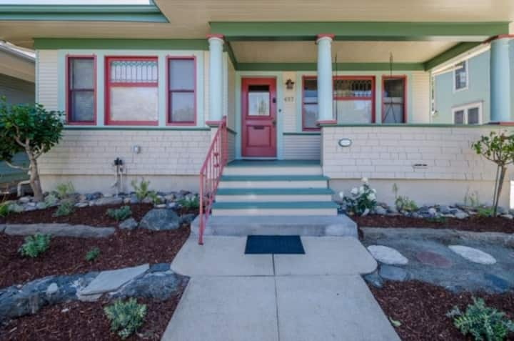 Bungalow on Pismo Downtown SLO - MONTHLY RENTAL