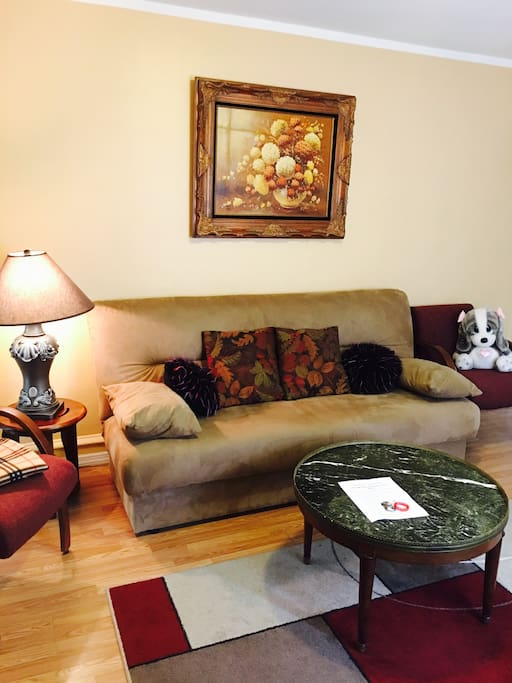 Living room (couch)