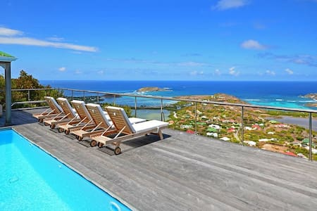 Villa AGV (1 Bedroom) - Saint Barth