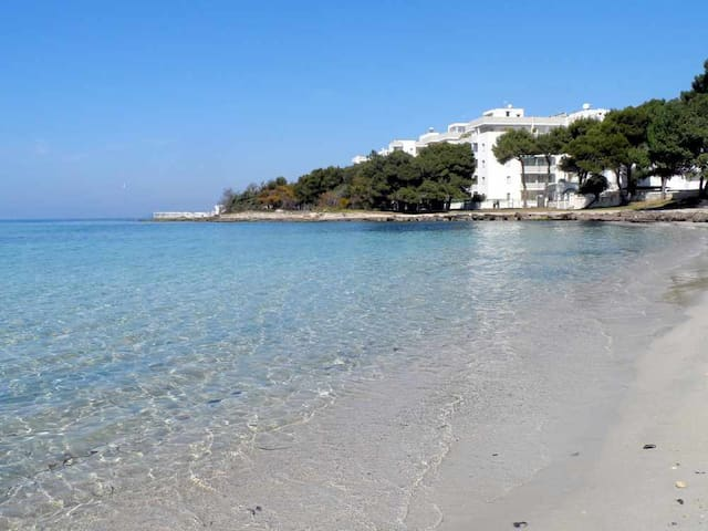 La Spiaggia sotto Casa Gallipoli