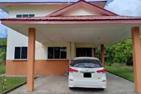 HOUSE FOR RENT TAMAN SRI PELABUHAN BINTULU RM1K