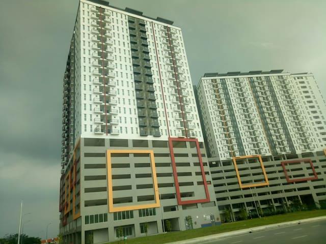 Asccott Boulevard Condominium, Semenyih, Selangor