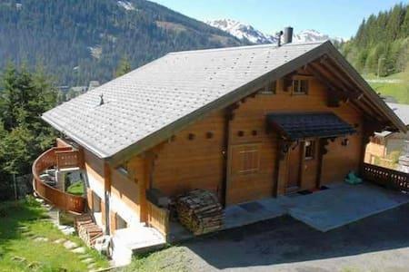 Chalet Michka - Morgins - กระท่อมบนภูเขา