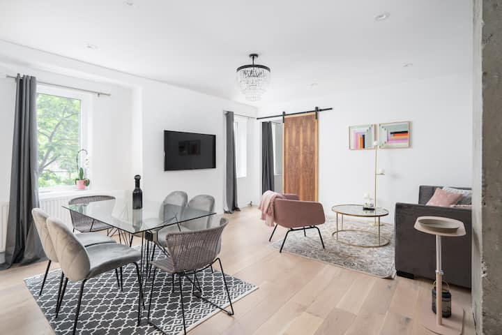 New loft designed with love in Westmount