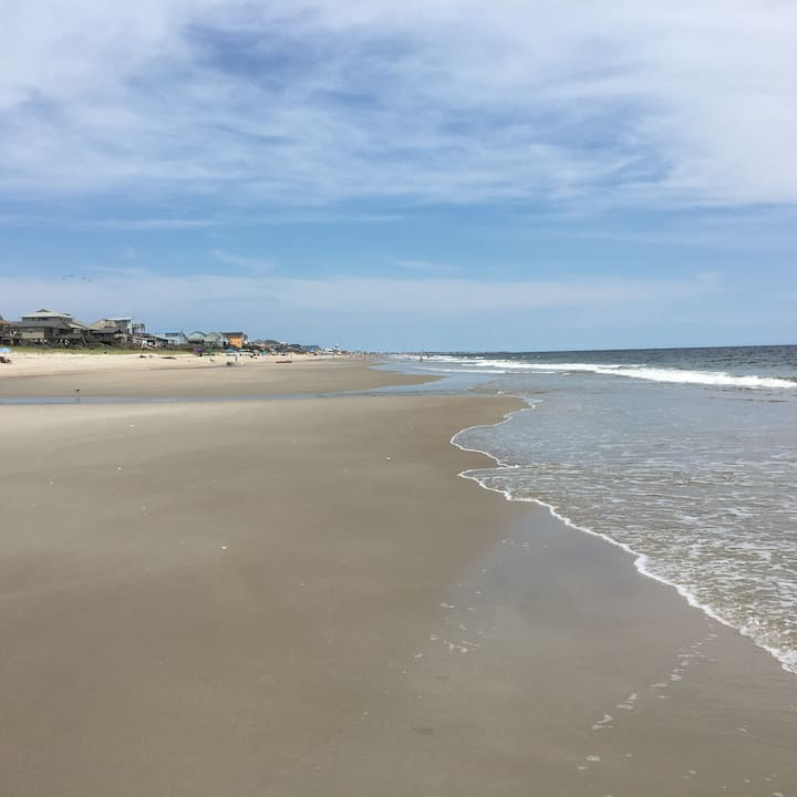 The Beach Break at the West End of Oak Island