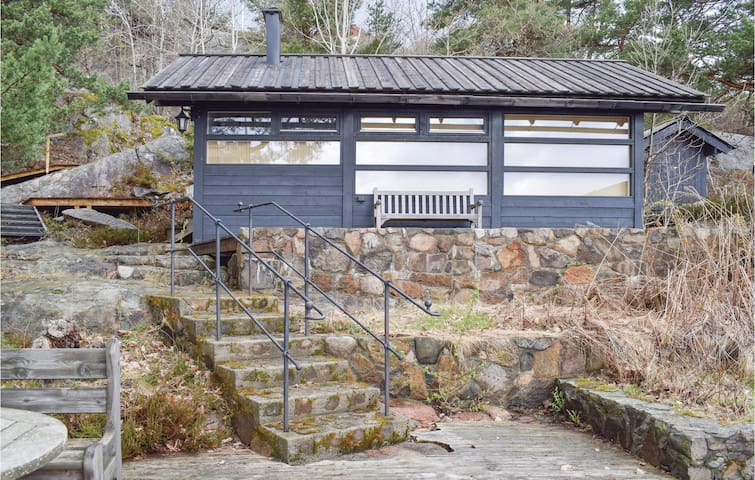 Holiday cottage with 4 bedrooms on 85m² in Tvedestrand