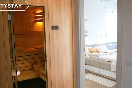 miniSPA Gdansk - private sauna! - Gdańsk