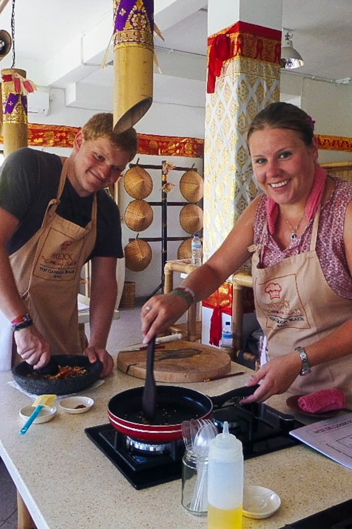 Hands-On Cooking lesson