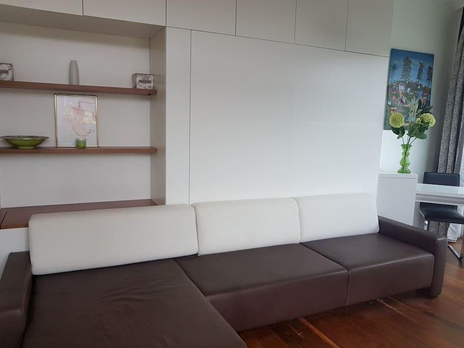 Schlafzimmer/Wohnzimmer