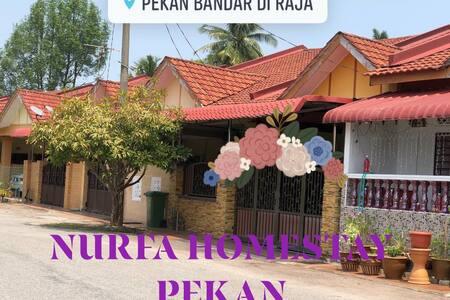 NURFA homestay D Pekan