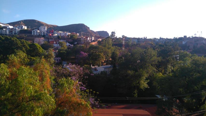 Bonita Casa, con hermosa vista!! - Guanajuato - Haus