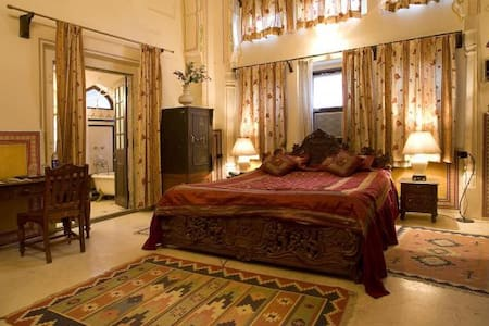 Naila Bagh Palace heritage home - Jaipur - Bed & Breakfast
