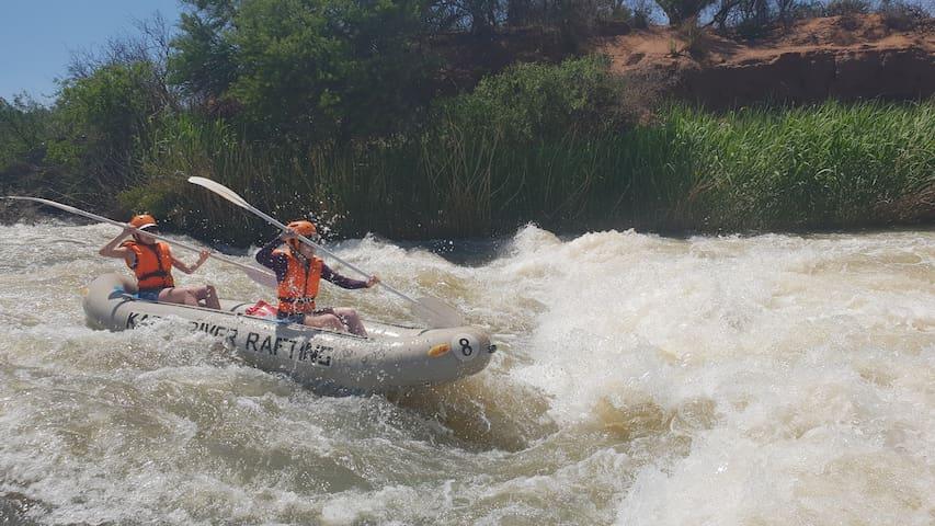Riverview Farm-Karoo River Rafting