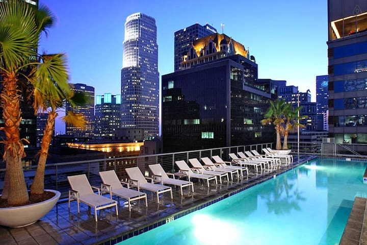 Modern Luxurious Apt in downtown LA - 218 - Los Angeles - Wohnung