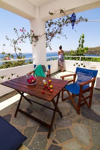 Nyfi Skyros apartment - Kalamitsa - Appartement