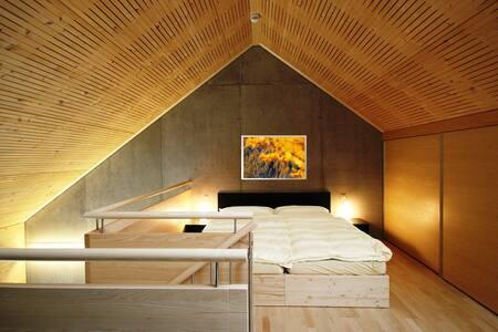 Unterkunft nahe St. Moritz
