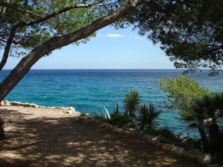 AMAZING BEACH TERRACE, 2min walk to the Sea