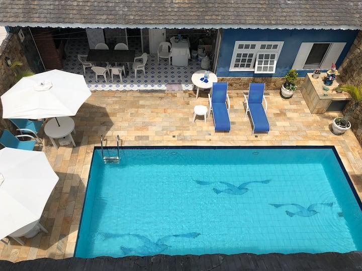 Casa de Praia a 50 mts da Praia Vista para o Mar