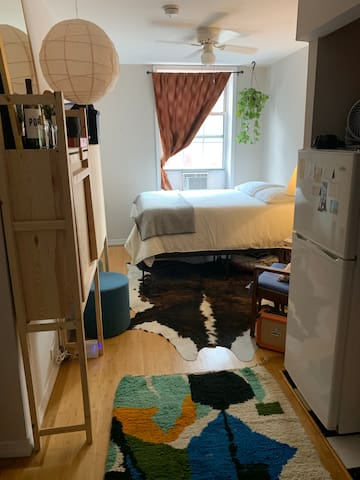 Cosy Chelsea/ West Village Studio Apartment