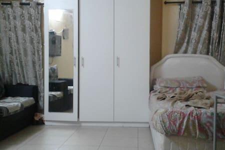 Bed Space Near Abu Hail Metro Station - Dubai - Departamento