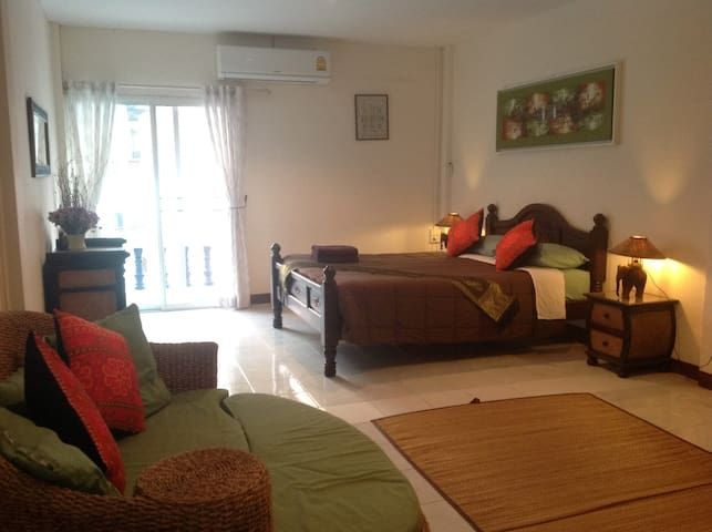 Nice Apartment. Chiang Mai Old City - Chiang Mai - Daire