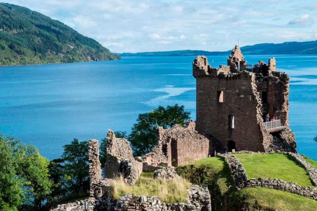 Urquhart Castle Nearby