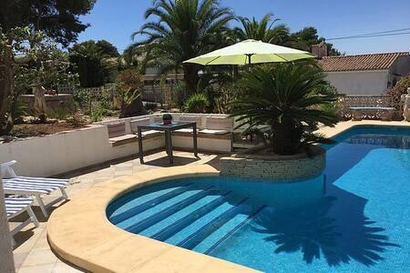 Javea, Villa  3 bedrooms - Balcón del Mar - Casa de campo
