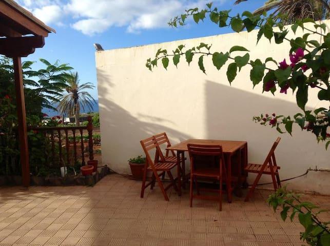 House with sea view and garden - San Sebastián de La Gomera - Casa