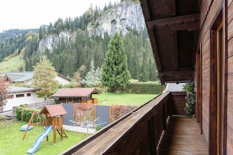 Lovely Apartment in Kleinarl near Ski Area