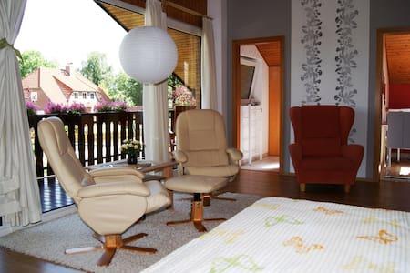 Komfort Apartment / Doppelzimmer 32qm groß - Bomlitz