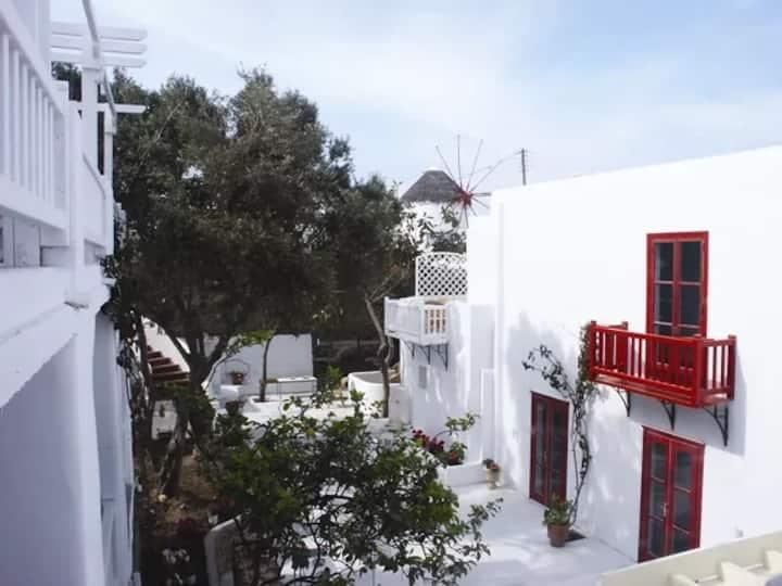 Traditional Room in Mykonos