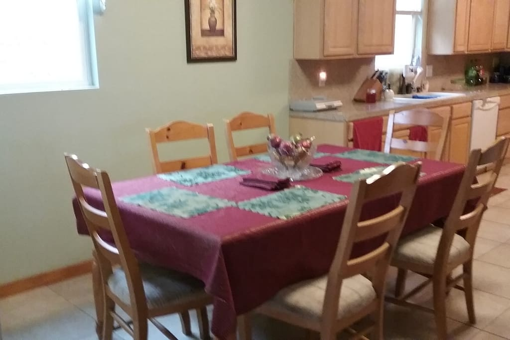 1 of 2 dining tables