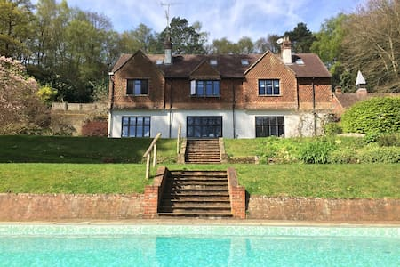 Like a Mini-Country Club in the Surrey Hills