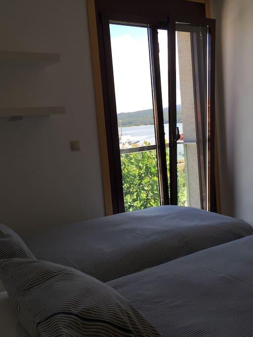 Habitación camas dobles
