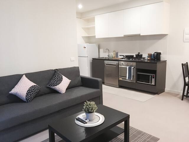 Spacious 1 bedroom in CBD with FREE WIFI