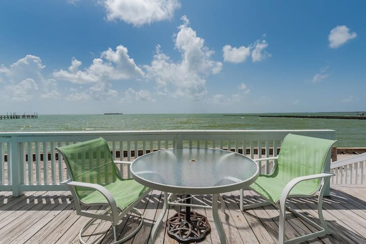 Perfect Paradise Condo, Kontiki, Rockport