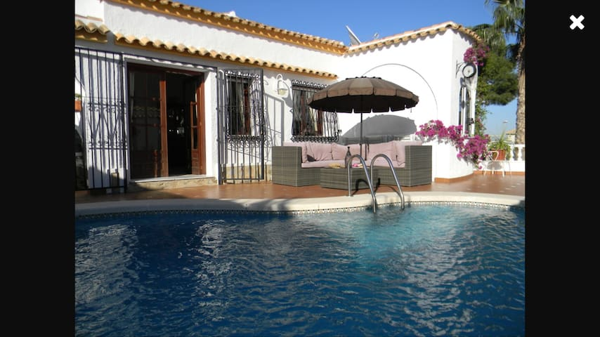 Gorgeous Detached Villa Available To Rent - Orihuela - Rumah