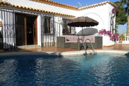 Gorgeous Detached Villa Available To Rent - Orihuela - Haus