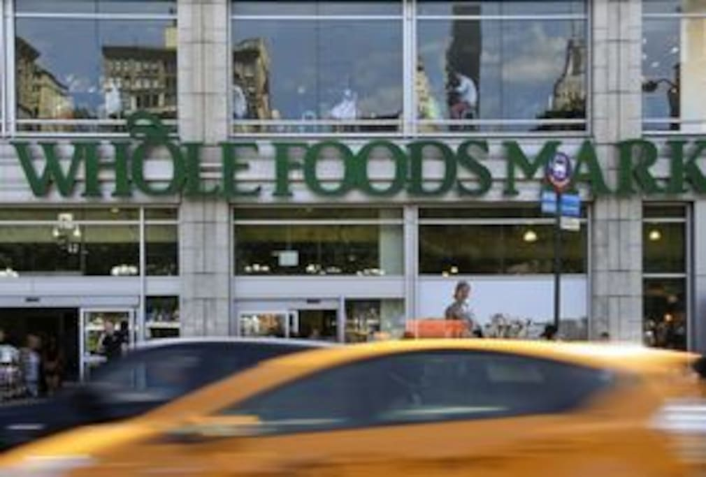 Whole Foods on the Corner